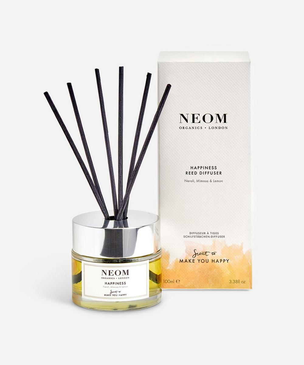 NEOM Organics - Happiness Reed Diffuser 100ml