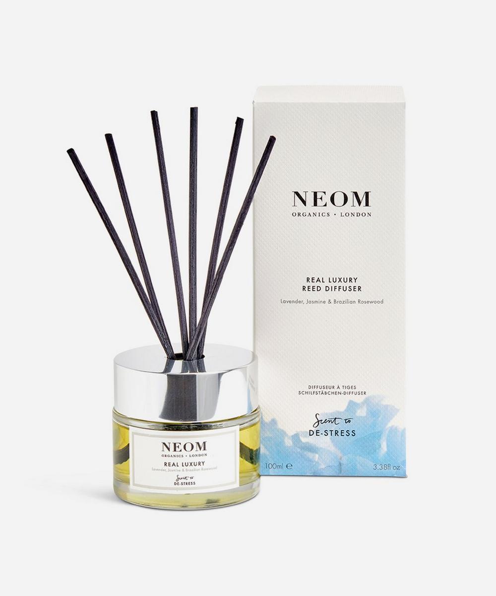 NEOM Organics - Real Luxury Reed Diffuser 100ml