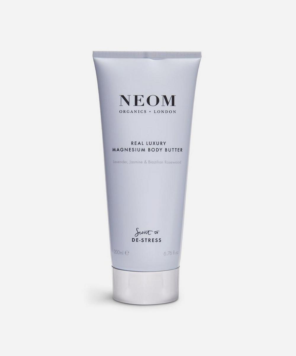 NEOM Organics - Real Luxury Magnesium Body Butter 200ml