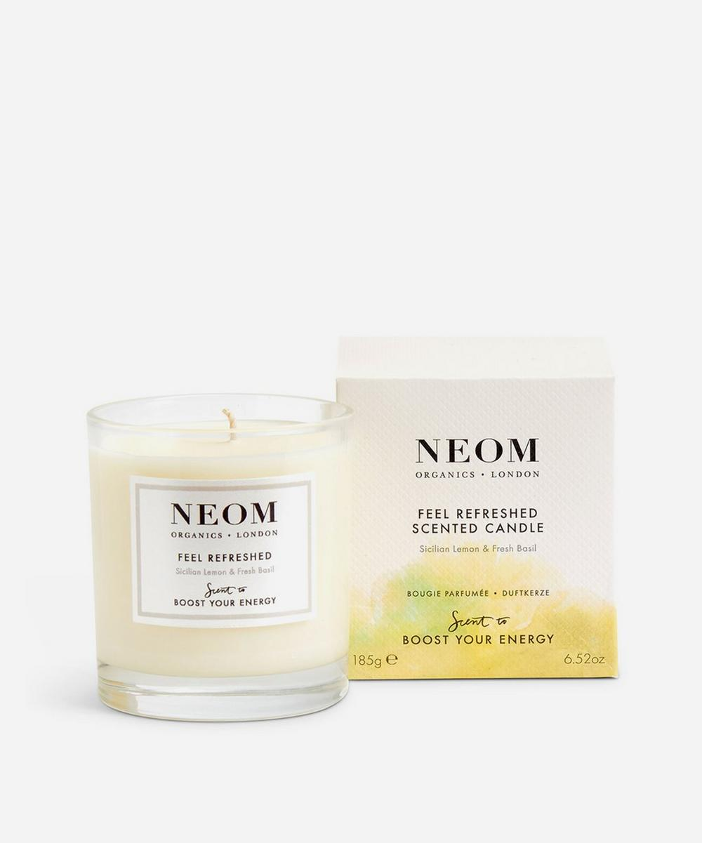 NEOM Organics - Feel Refreshed One-Wick Scented Candle 185g