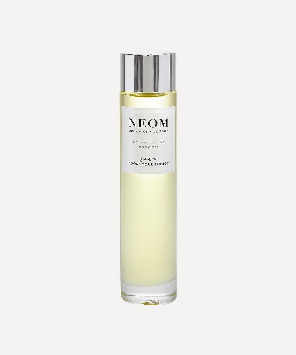 NEOM Organics - Energy Burst Body Oil 100ml