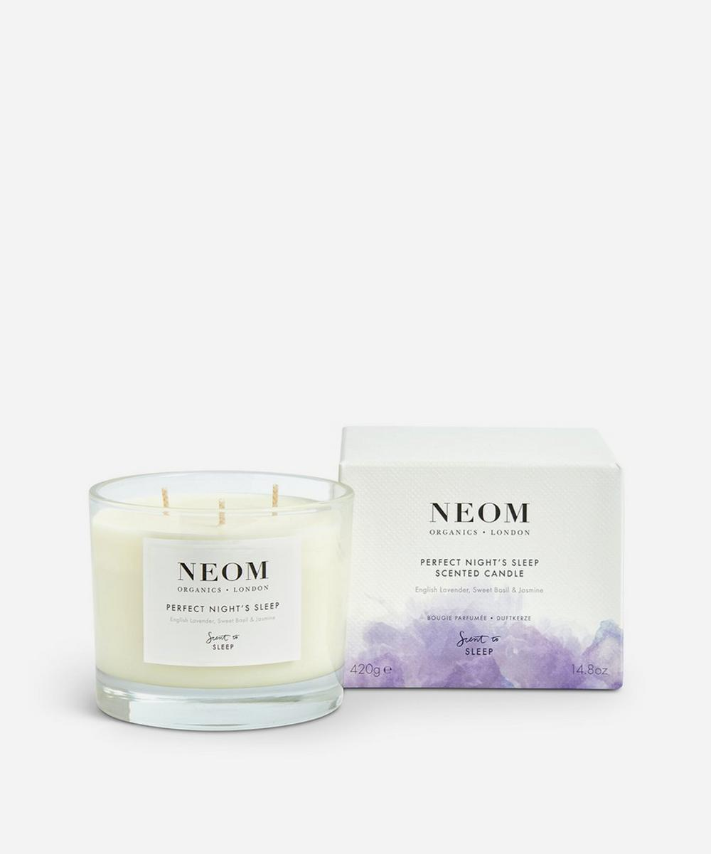 NEOM Organics - Tranquillity Three-Wick Scented Candle 420g