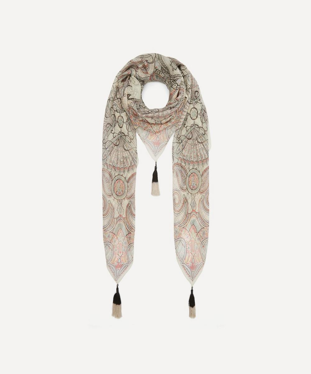 Etro - Bombay Paisley Silk Scarf
