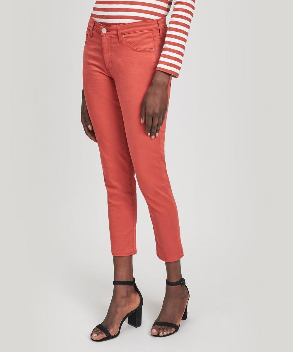 AG Jeans - Prima Crop Cigarette Jeans