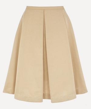 A-Line Midi-Skirt