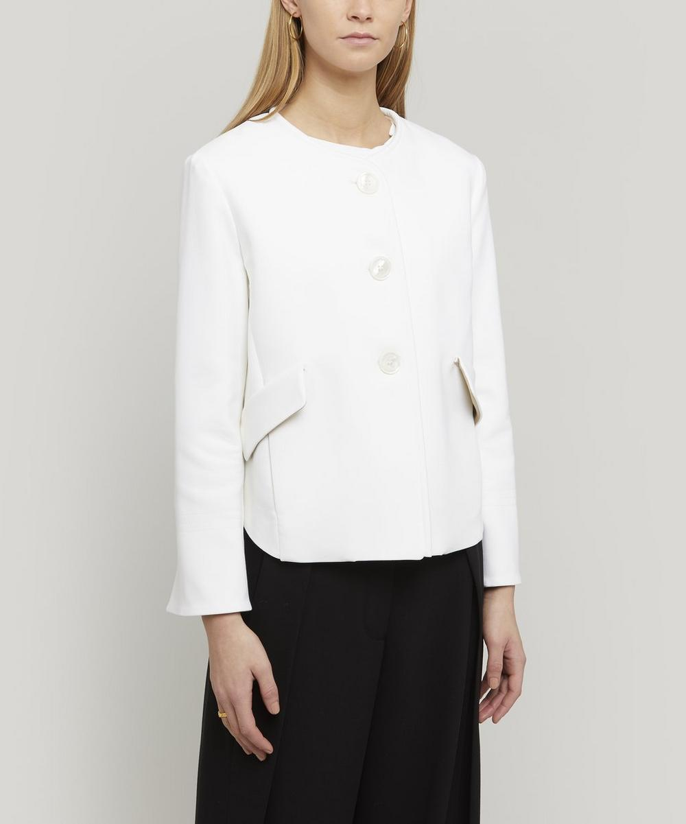 Piazza Sempione - Cropped Button Up Jacket
