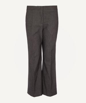 Tailored Crop Trousers