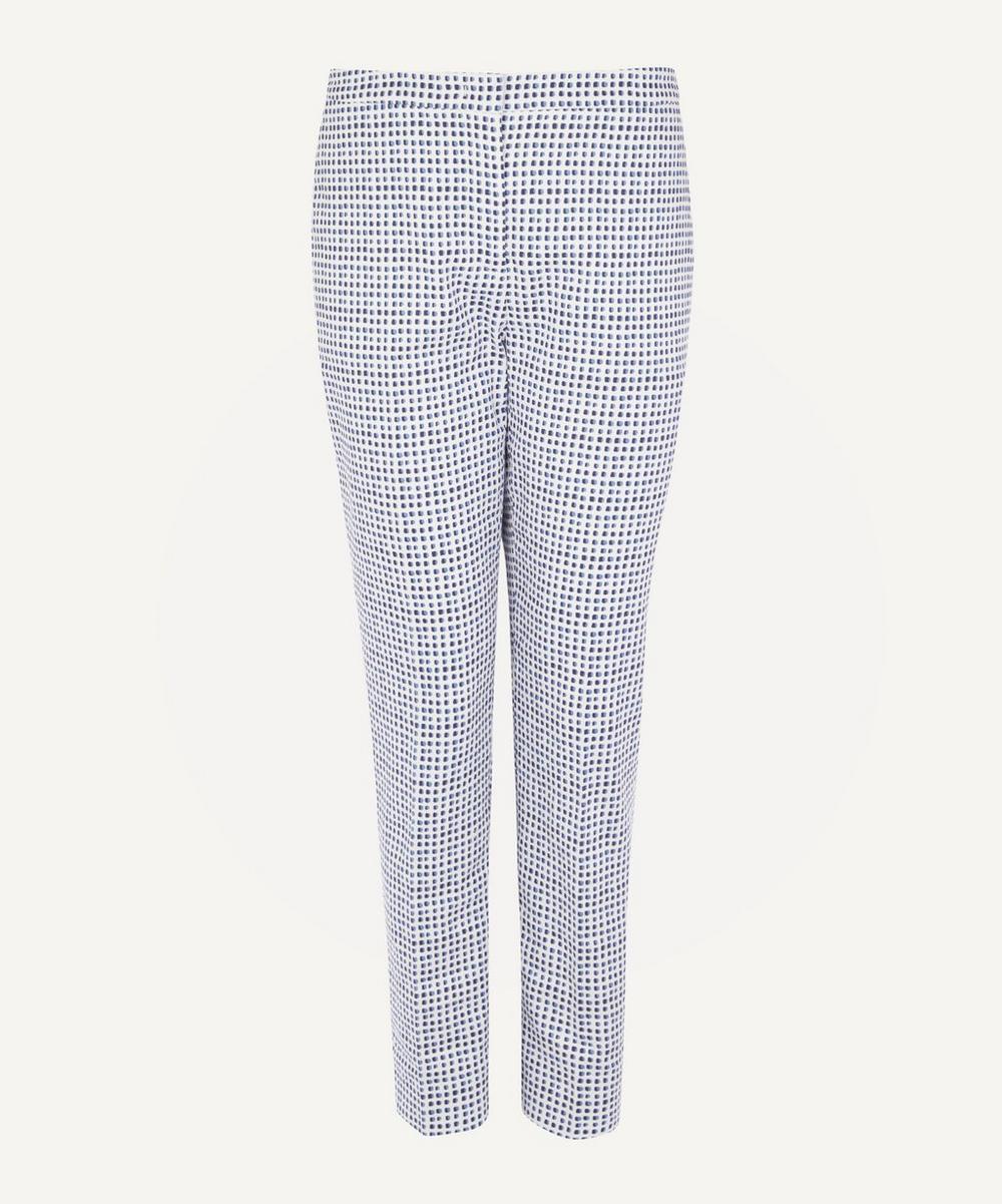 Piazza Sempione - Tapered Crop Trousers