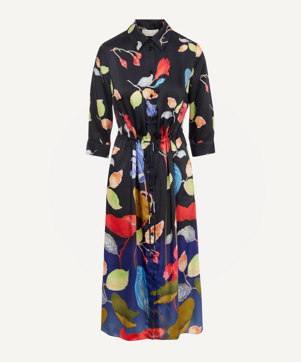 Peter Pilotto - Floral Shirt Dress