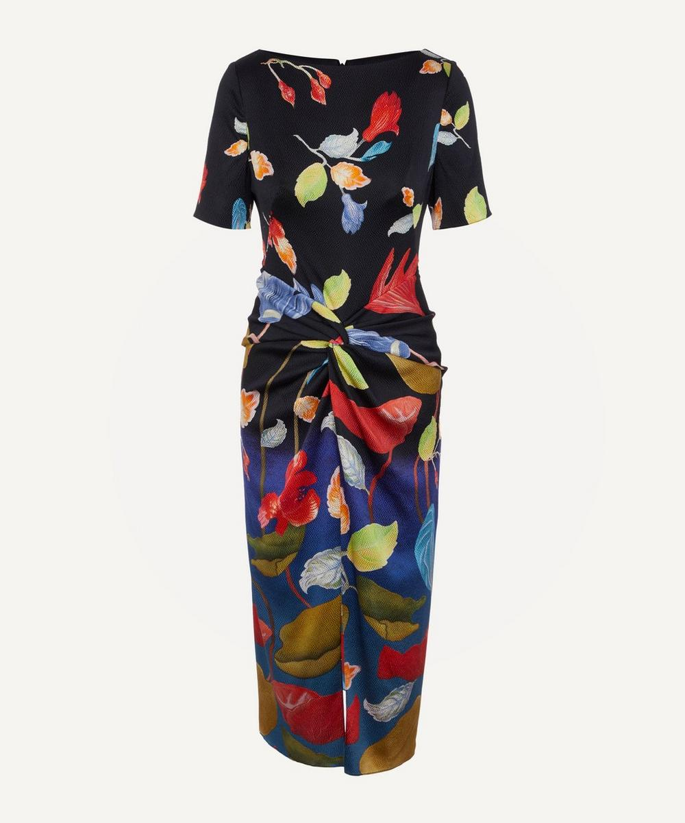 Peter Pilotto - Floral Twist Dress