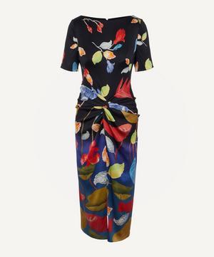 Floral Twist Dress