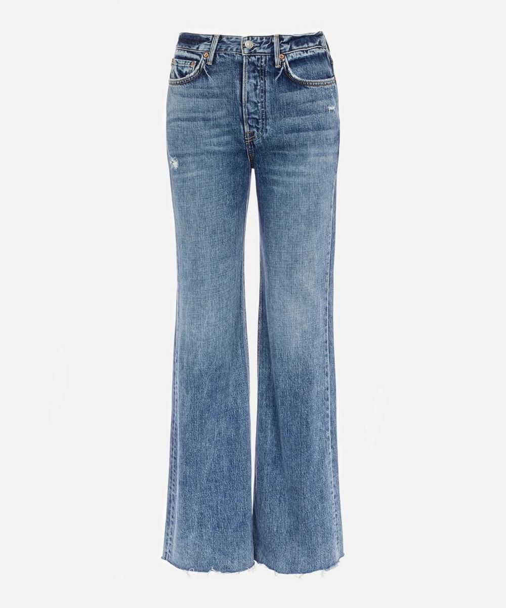 GRLFRND - Carla High Rise Jeans