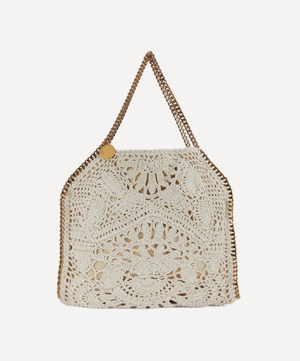 Stella McCartney - Falabella Crochet Cotton Tote Bag