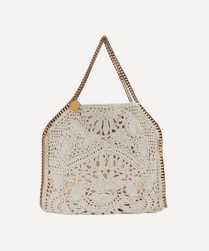 Falabella Crochet Cotton Tote Bag
