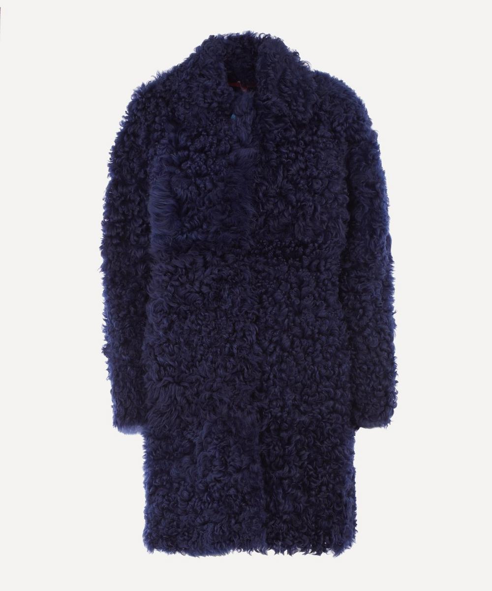 Sies Marjan - Lamb Shearling Coat