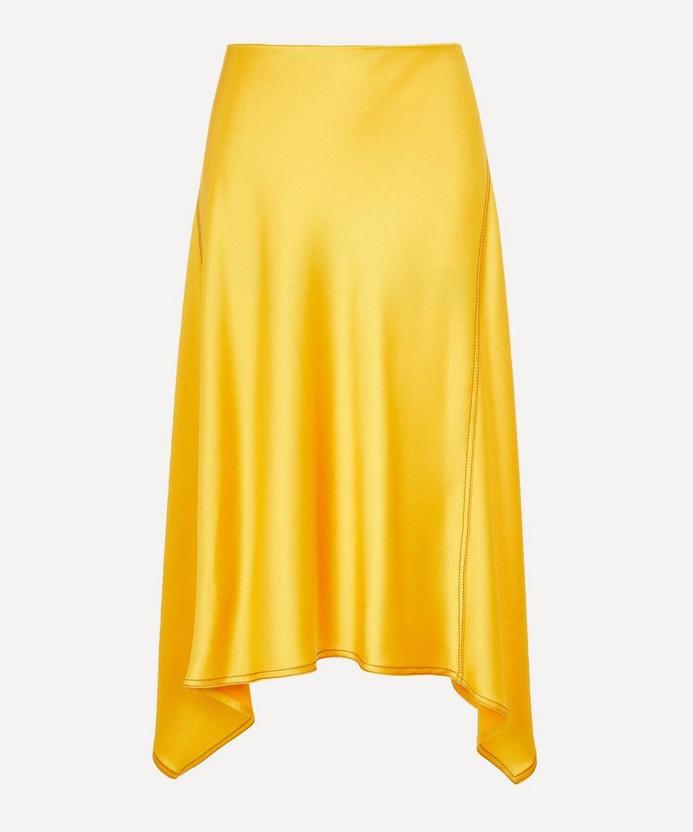 Sies Marjan - Darby Crinkled Satin Skirt