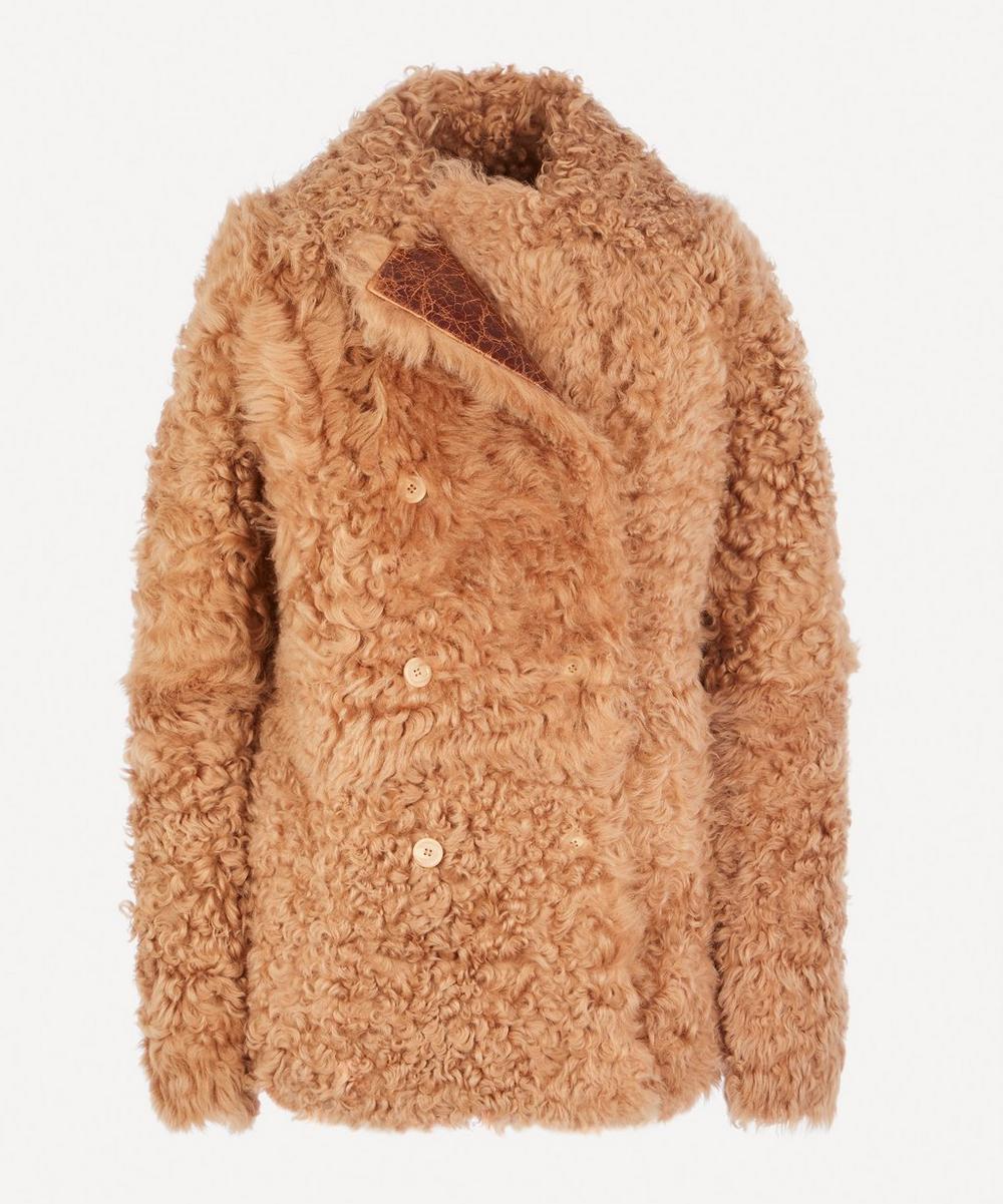 Sies Marjan - Pippa Reversible Shearling Coat