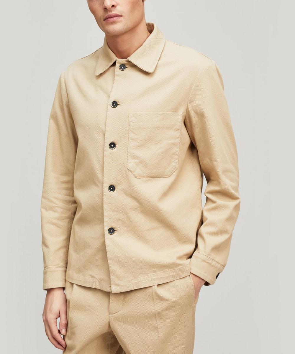 Barena - Cedrone Twill Workwear Jacket