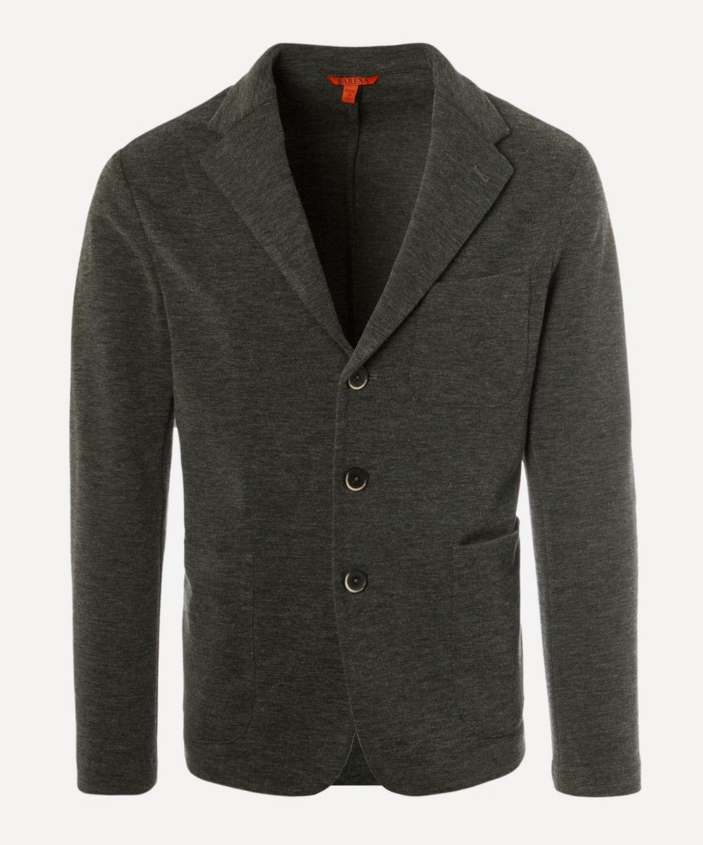 Barena - Torceo Knitted Blazer