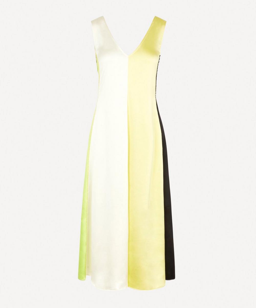 Stine Goya - Yara Panelled Midi-Dress