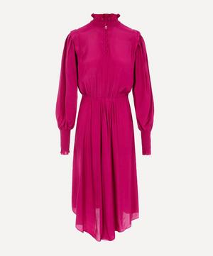 Cescott High Neck Dress