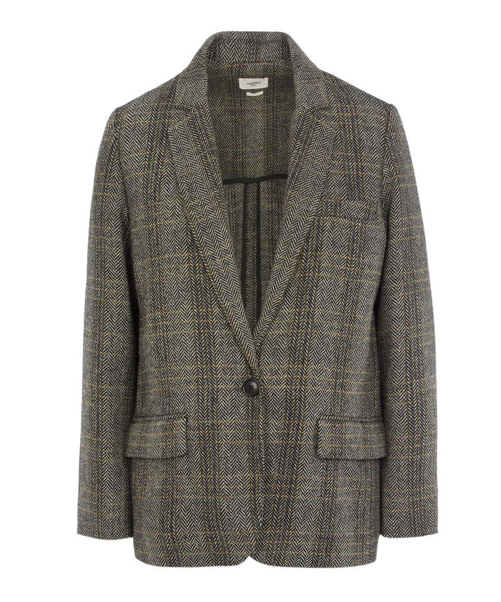Isabel Marant Étoile - Charly Single-Breasted Wool Jacket