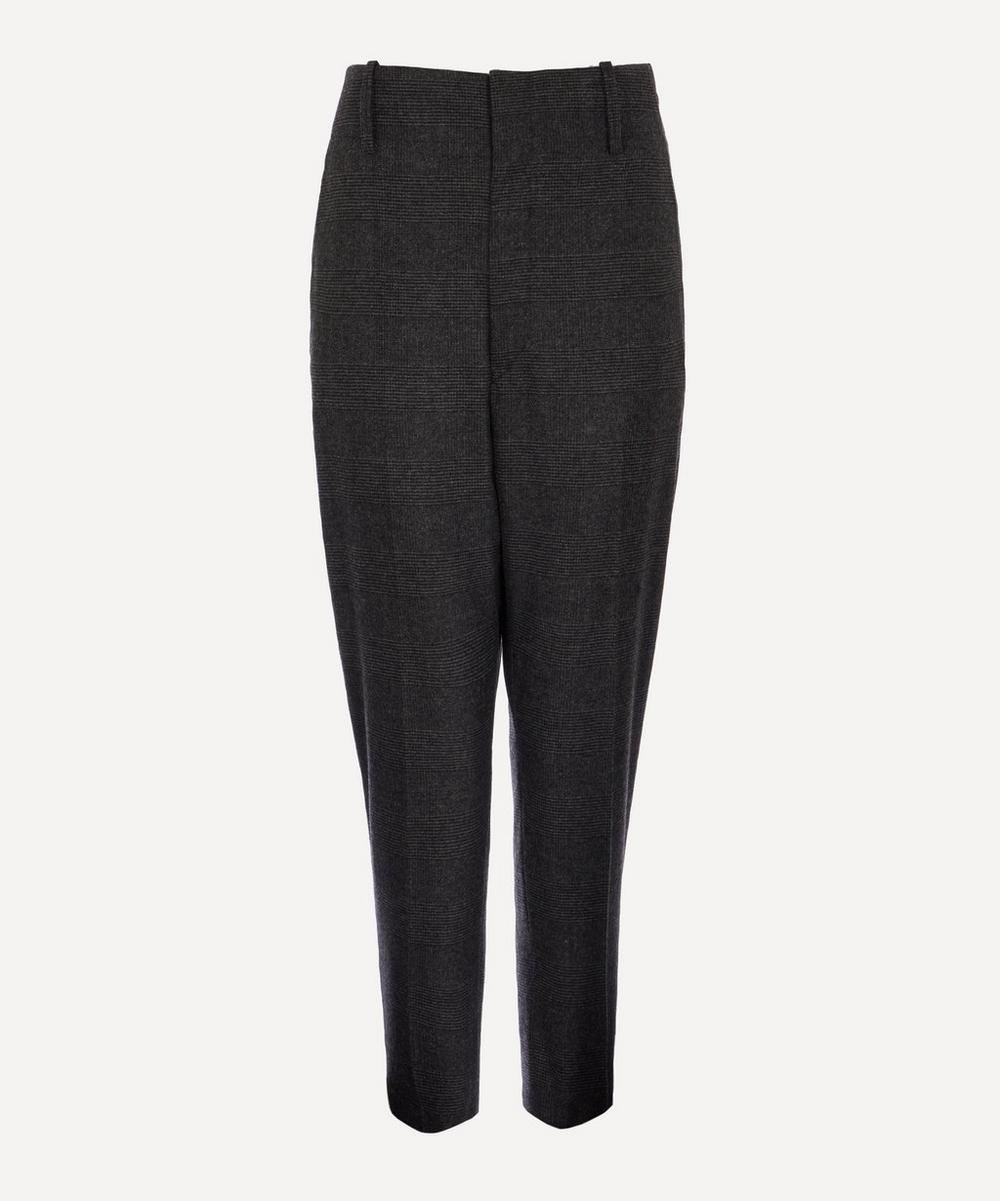 Isabel Marant Étoile - Noah Tapered Wool Trousers