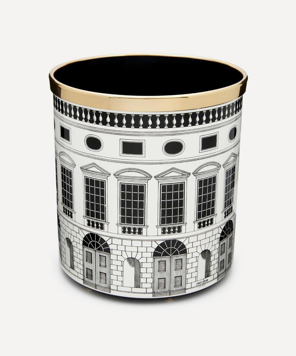Fornasetti - Architettura Paper Basket