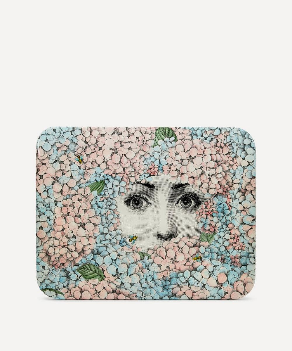Fornasetti - Ortensia Decorative Tray image number 0