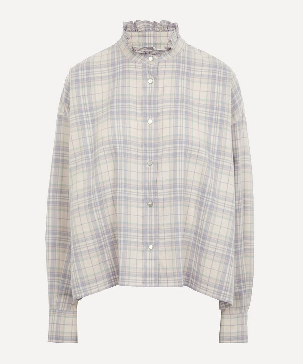 Isabel Marant Étoile - Ilaria Flannel Shirt