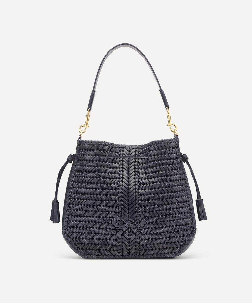 Anya Hindmarch - Neeson Calf Leather Hobo Bag