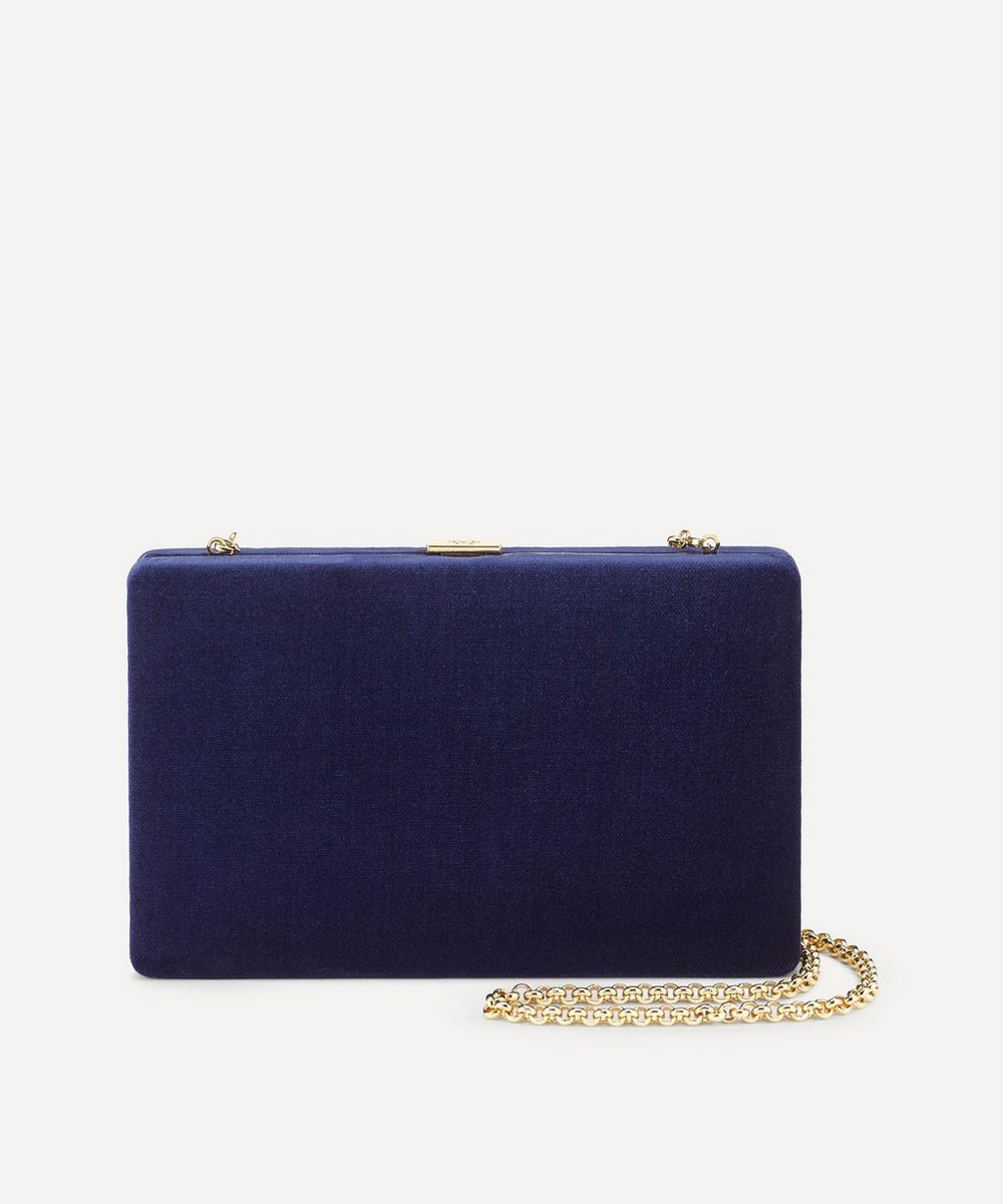 Anya Hindmarch - Velvet Clutch-On-A-Chain
