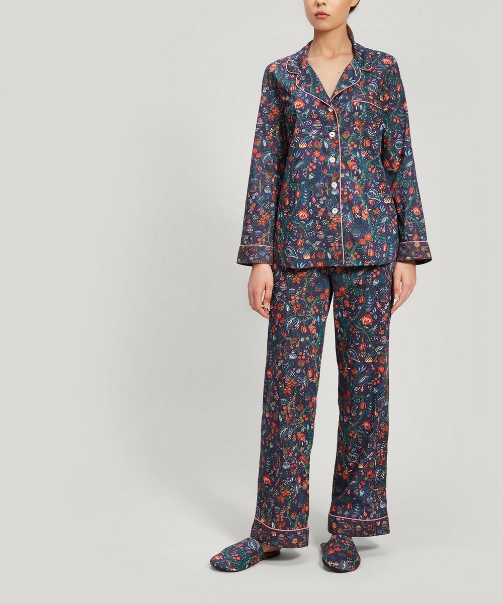 Liberty - Jeweltopia and House of Gifts Tana Lawn™ Cotton Pyjama Set