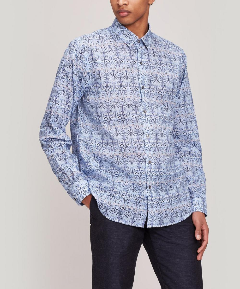 Liberty - Virginia Tana Lawn™ Cotton Lasenby Shirt