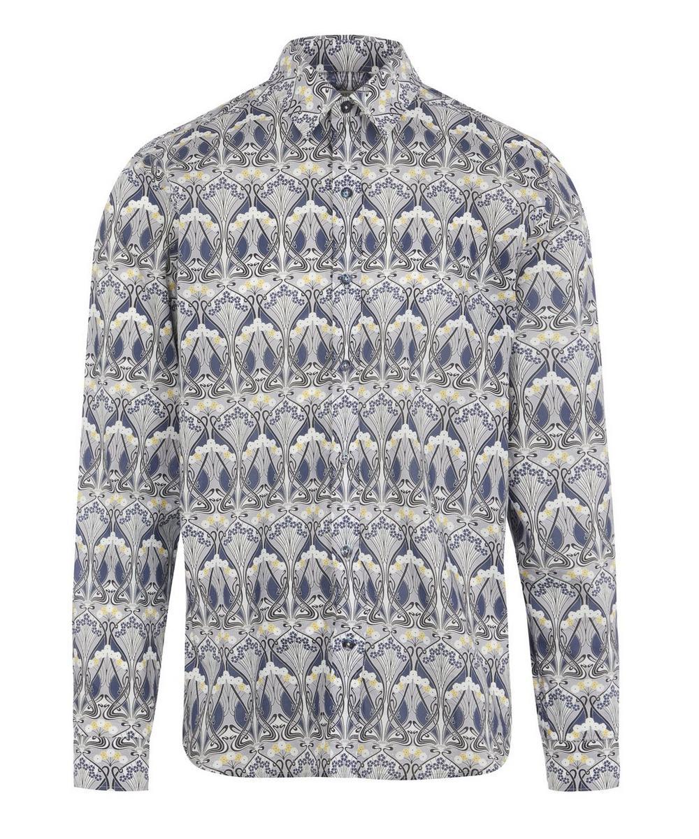Liberty - Ianthe Tana Lawn™ Cotton Lasenby Shirt