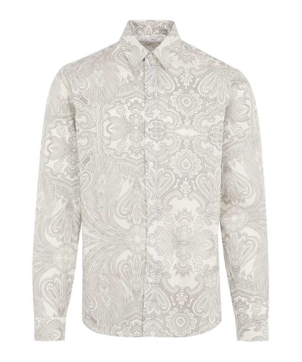Liberty - Francis Tana Lawn™ Cotton Lasenby Shirt