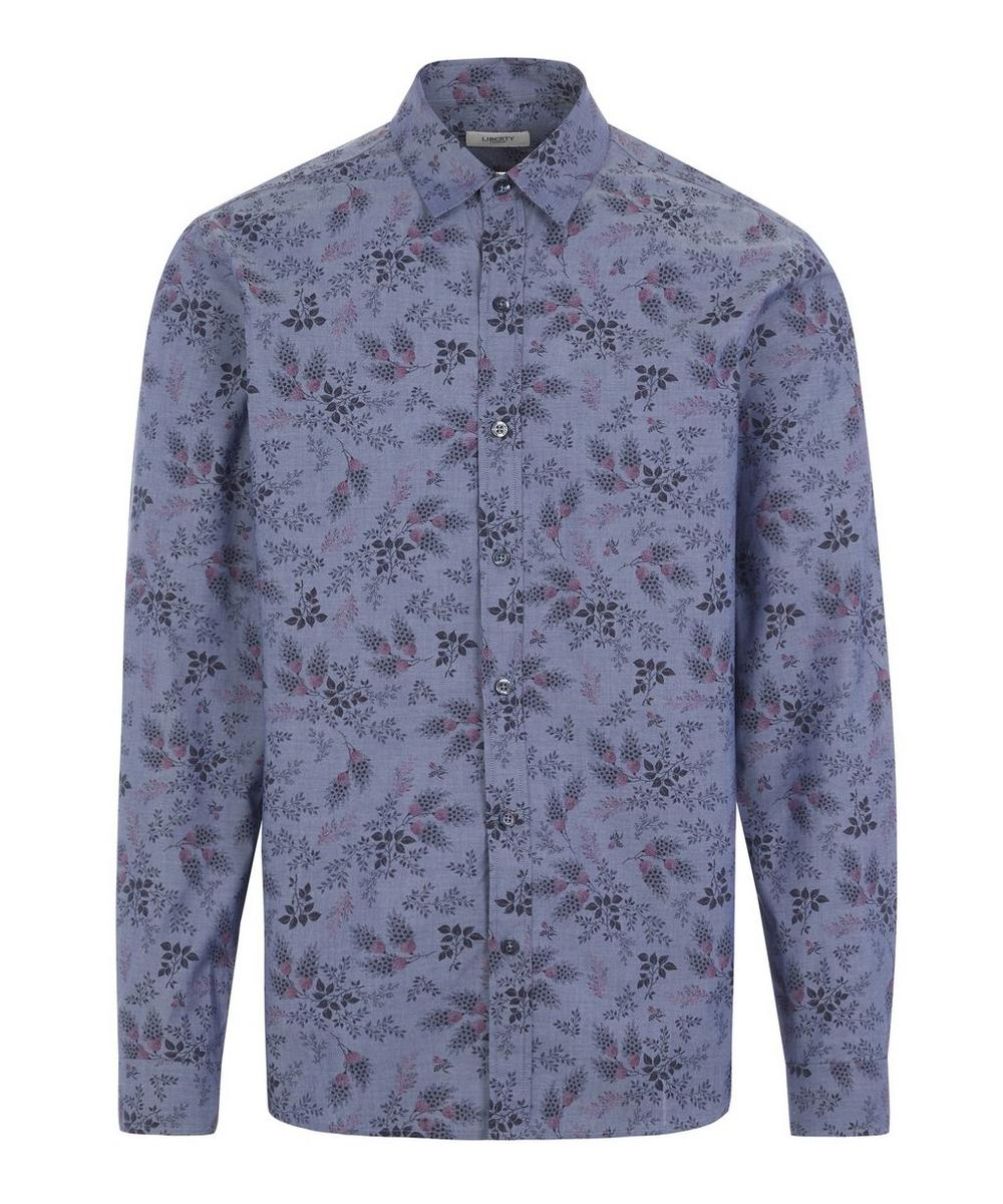 Liberty - Dorothea Tana Lawn™ Cotton Lasenby Shirt