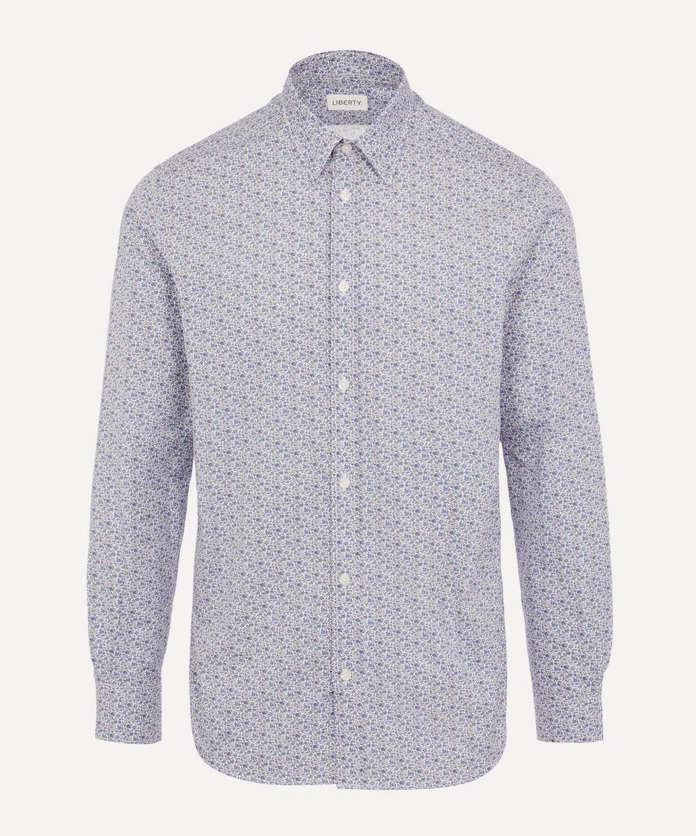 Liberty - Hampstead Garden Poplin Arthur Shirt