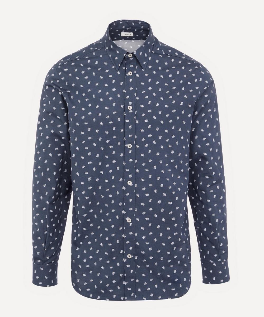 Liberty - Cameron Poplin Arthur Shirt
