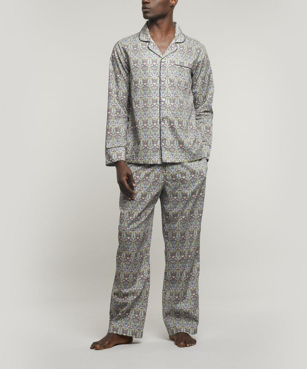 Liberty - Mini May Tana Lawn™ Cotton Long Pyjama Set