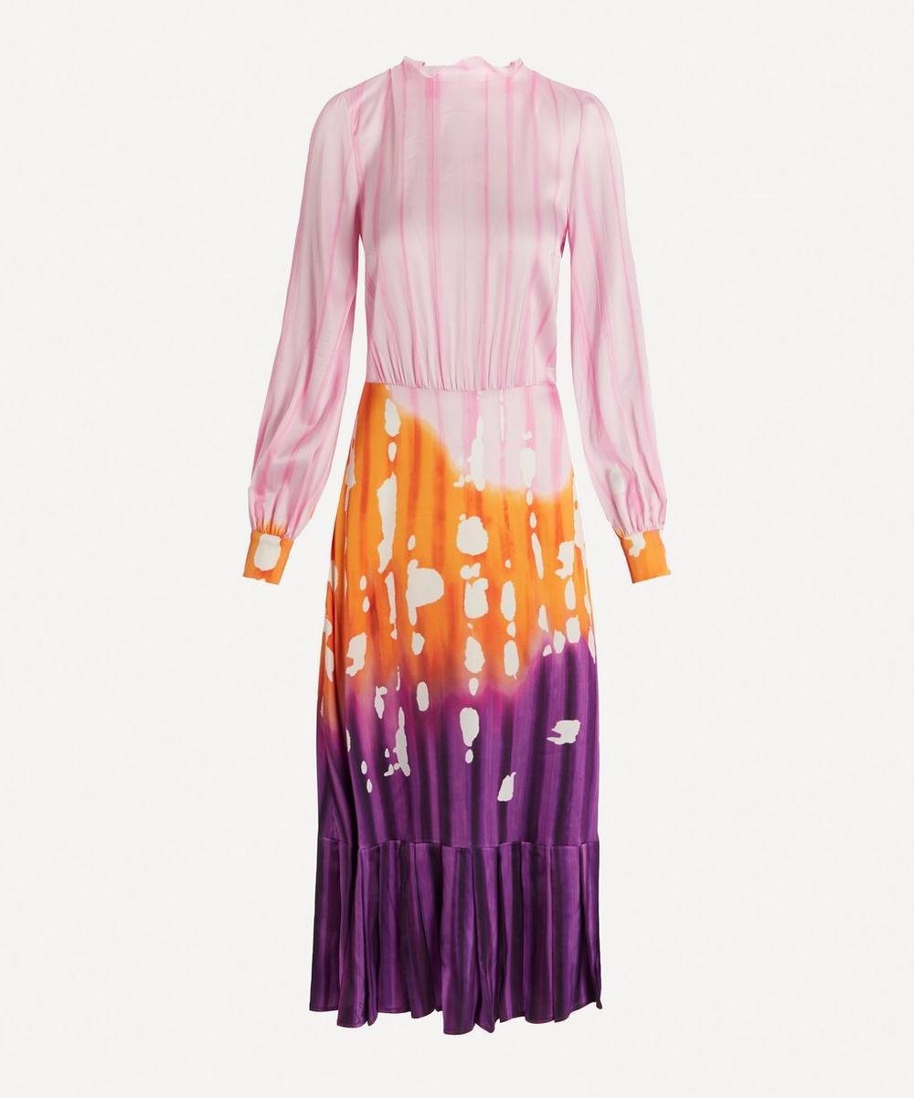 Stella Jean - Gradient Midi-Dress