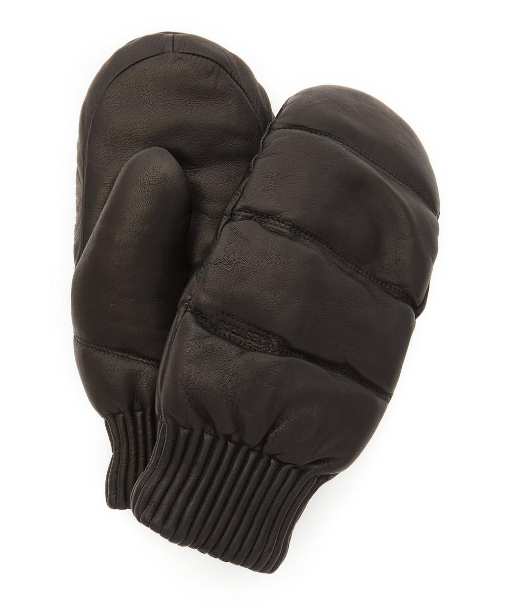 Hestra - Valdres Insulating Leather Mittens