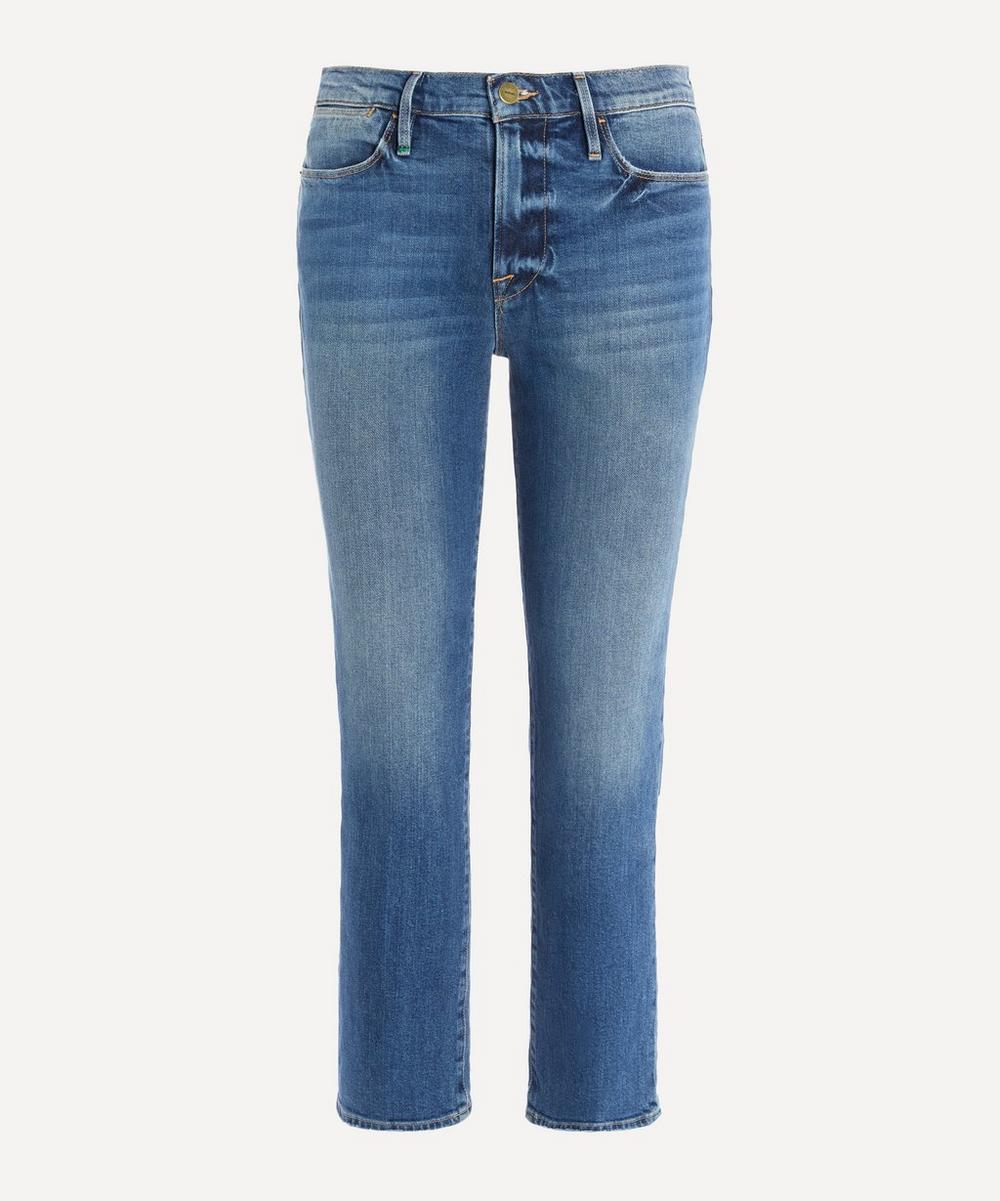 Frame - Le High Straight Sustainable Jeans