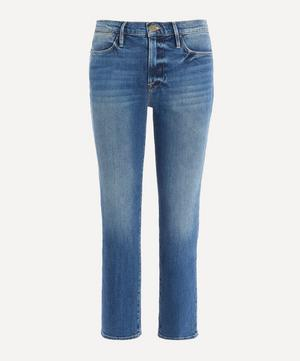 Le High Straight Sustainable Jeans