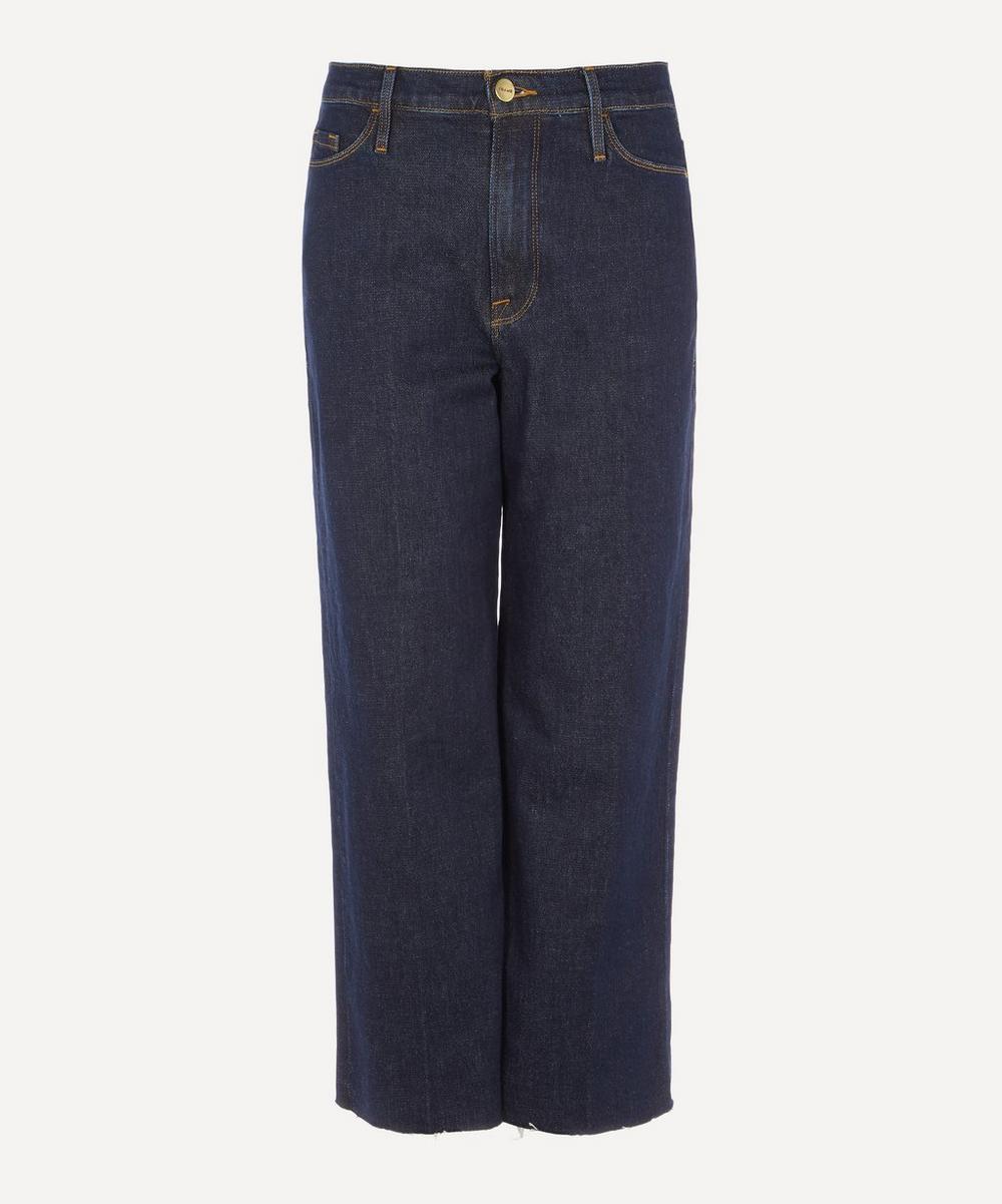 Frame - Ali Raw Edge Jeans