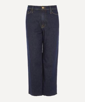 Ali Raw Edge Jeans