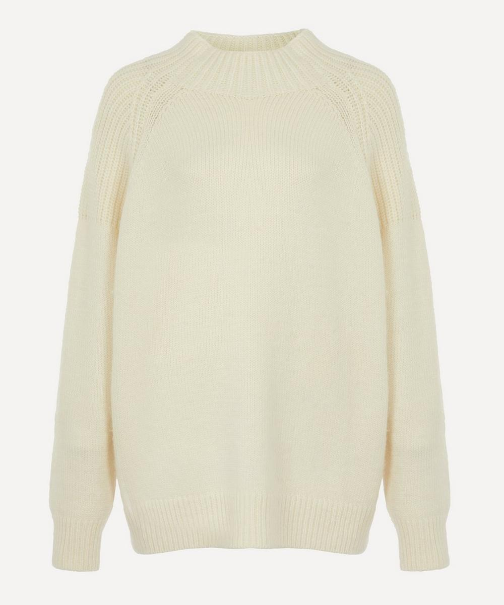 Frame - Boxy Ribbed SweaterBoxy Ribbed SweaterBoxy Ribbed Sweater