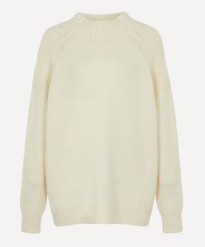 Boxy Ribbed Sweater