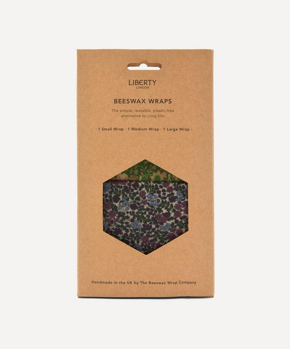 Liberty London - Beeswax Wraps Set of Three