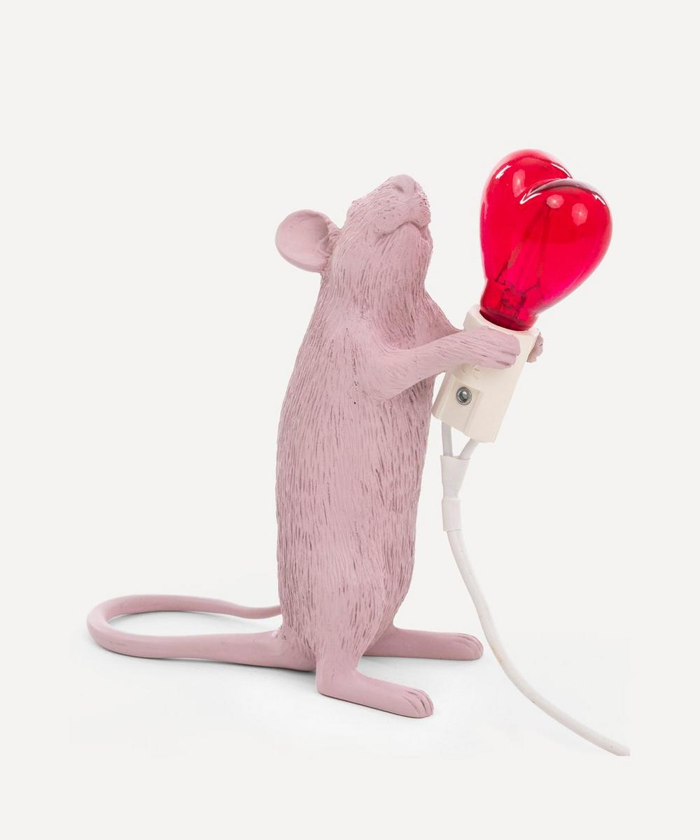 Seletti - Love Edition Mouse Lamp